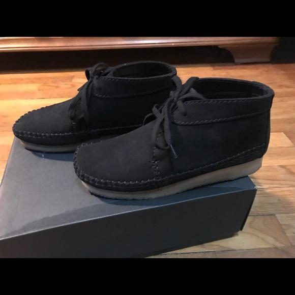 Progreso periodista Optimismo  Clarks Shoes   Clarks Weaver Boot   Poshmark